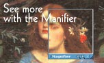 See more with magnifier!