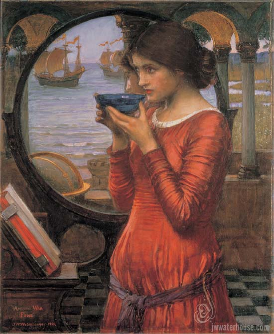 John William Waterhouse: Destiny - 1900