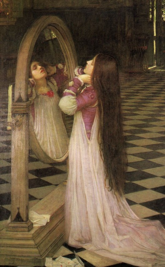 John William Waterhouse: Mariana in the South - 1897